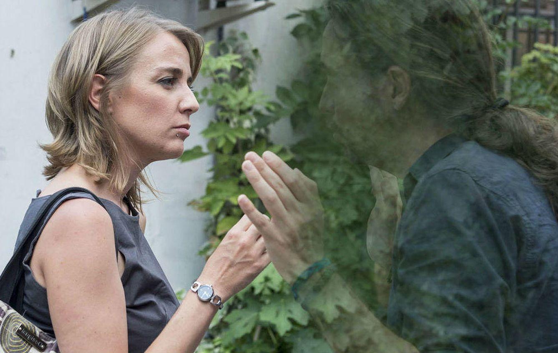 Foto: Tania Sánchez y Pablo Iglesias en un fotomontaje realizado en Vanitatis