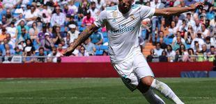 Post de De Lucas y Theo: cuando el Real Madrid quiso humillar por partida doble