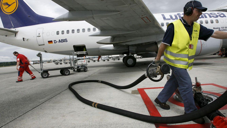 Foto: El queroseno sintético puede usarse sin modificar los aviones. (EFE)