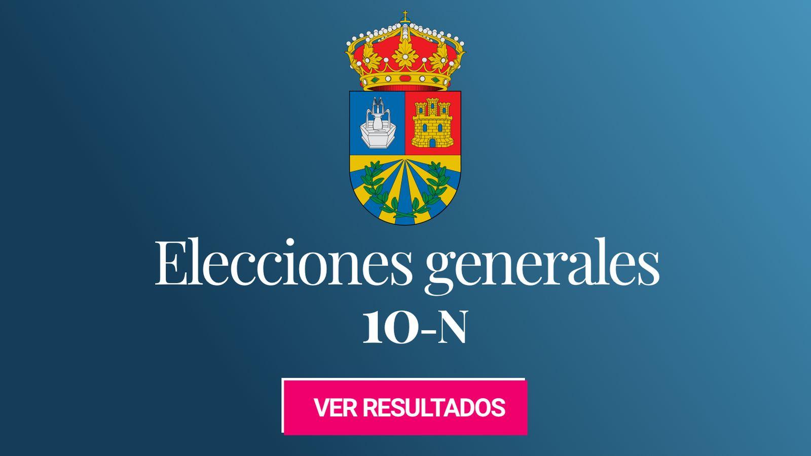 Foto: Elecciones generales 2019 en Fuenlabrada. (C.C./EC)