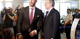 Post de La realidad tras la relación rota entre Sergio Ramos y Florentino Pérez
