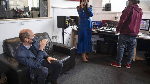La broma del príncipe Guillermo sobre el escaso talento musical de Kate Middleton
