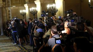 Los banqueros andorranos tienen un problema y también es del 5%