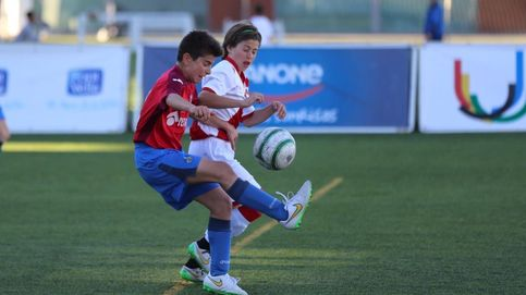 La Danone Nations Cup llega a Sevilla y Madrid con las fases sur y centro