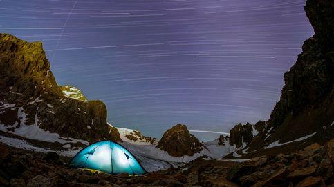 Lluvia de estrellas en Kazajistán