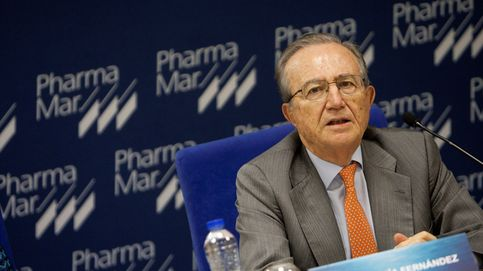 PharmaMar corta su escalada en bolsa con un revés del 15%