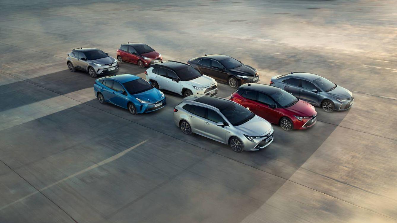 El espectacular crecimiento de coches Lexus (todo híbridos) en España y por qué