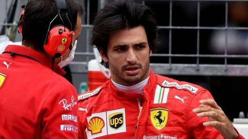 El trompazo que Carlos Sainz y Ferrari se temen, y que puede doler más que ninguno