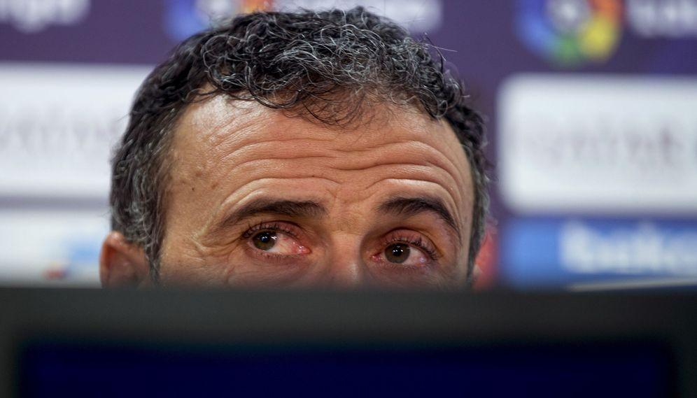 Foto: Luis Enrique se despedirá del Barcelona cuando acabe la actual temporada. (EFE)