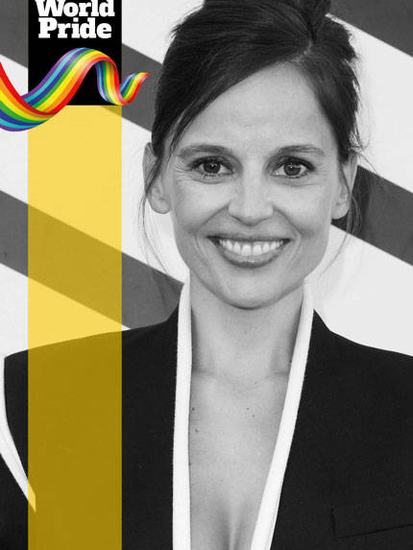 Orgullo LGTBI 2017: Elena Anaya.