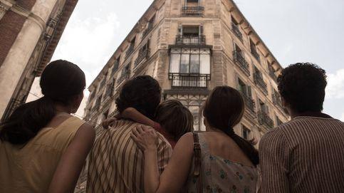 El edificio real de Madrid con más crímenes que inspira 'Malasaña 32'
