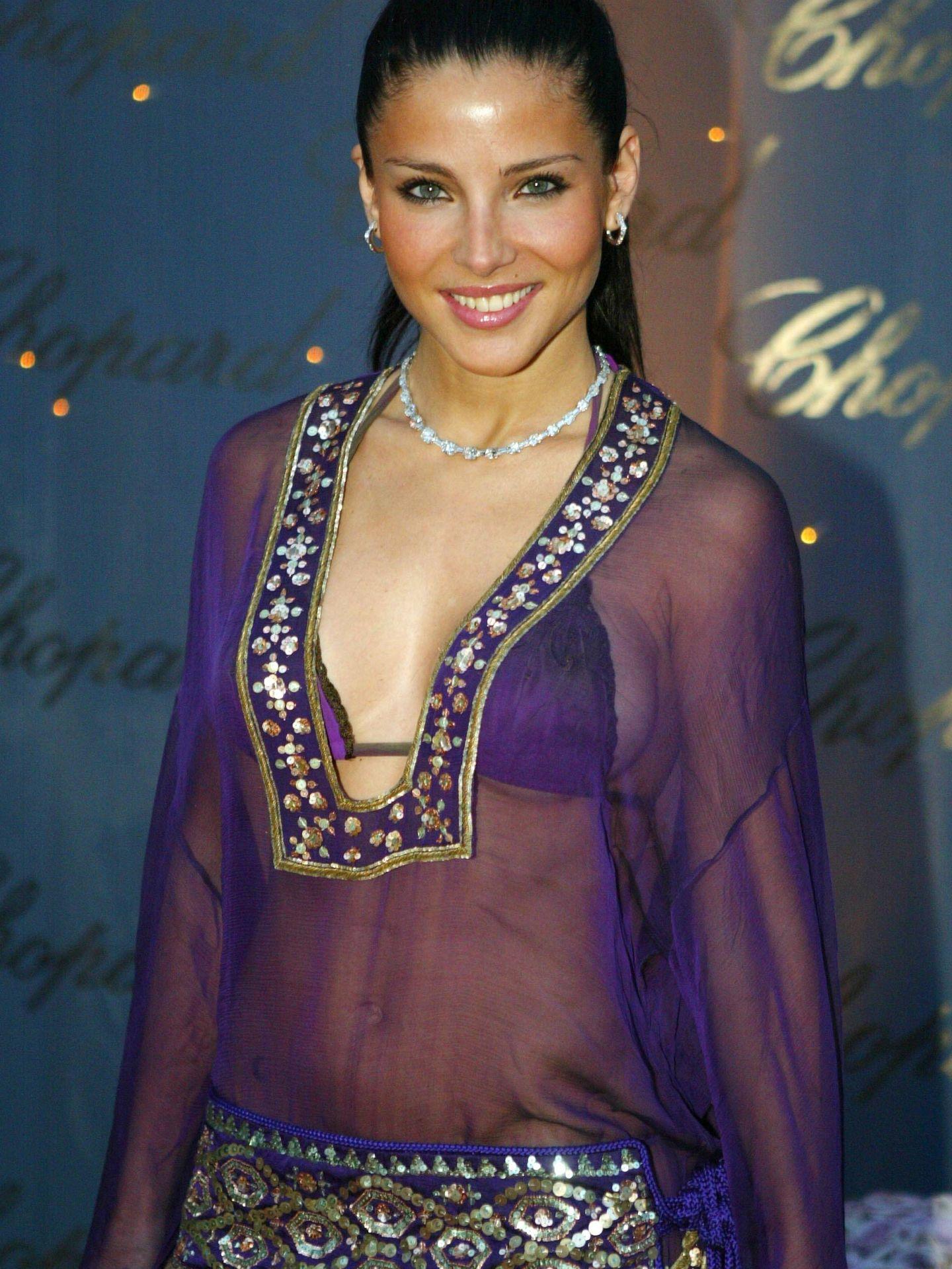 Elsa Pataky, en 2004. (Getty)