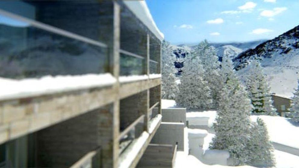 El pinchazo inmobiliario llega a la nieve con desplomes de precios de hasta el 50%