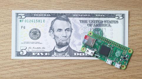 Raspberry Pi Zero, el nuevo y diminuto ordenador de solo 5 dólares
