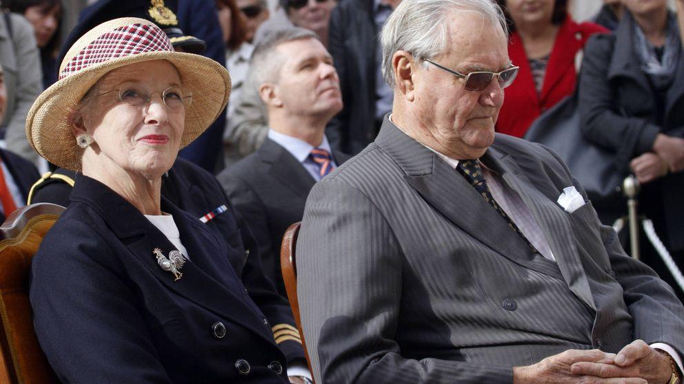 ¿Se divorcian Margarita y Henrik de Dinamarca?