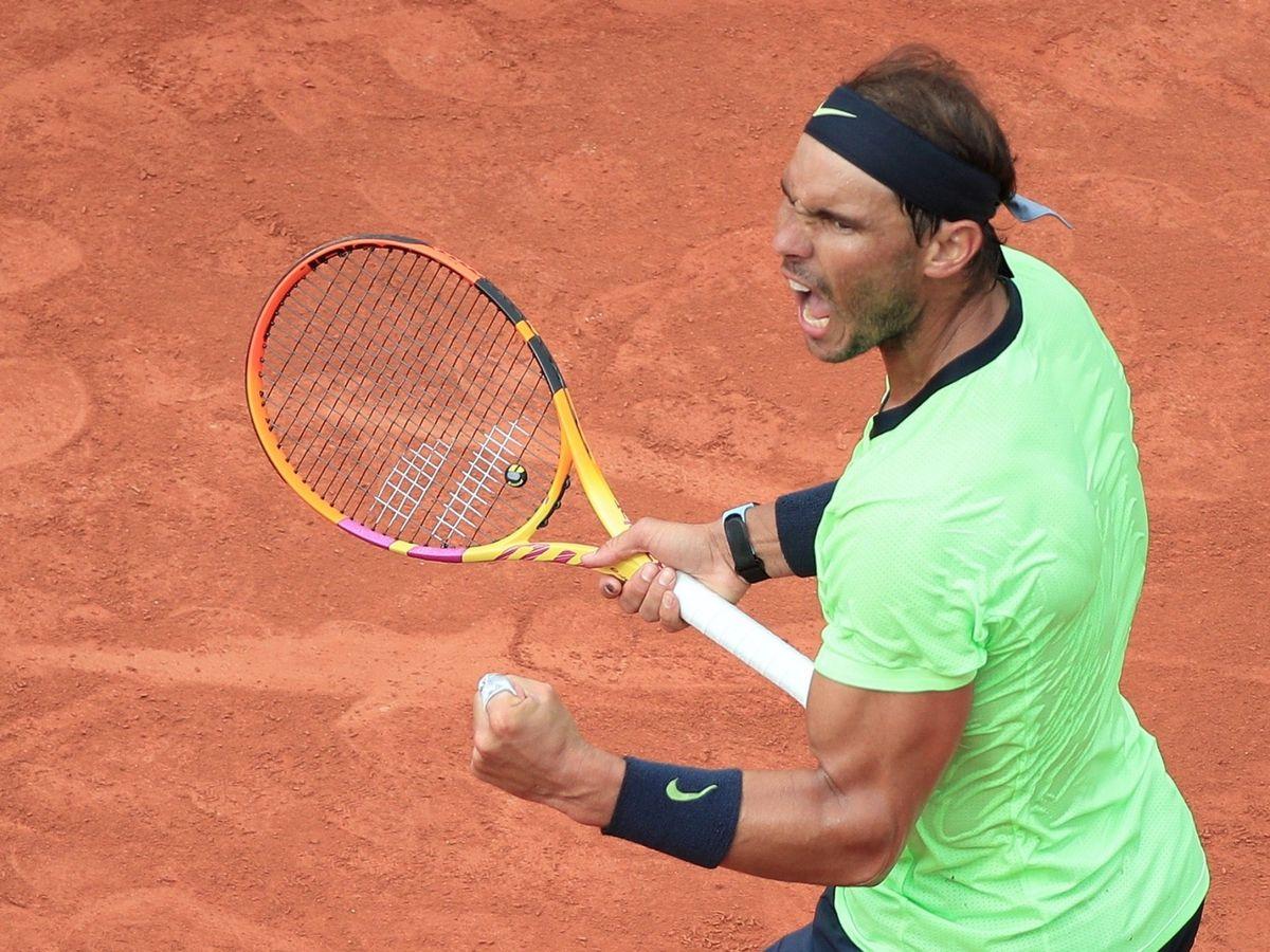 Foto: Rafa Nadal, rey de Roland Garros buscará hacer historia de nuevo. (EFE)