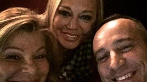 Instagram - Cari Lapique, Belén y Víctor Sandoval apoyan la obra de Jorge Javier