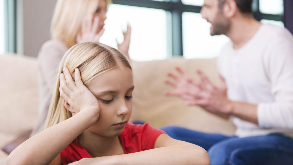 Cómo finalizar la relación con tu pareja para no dañar a tus hijos