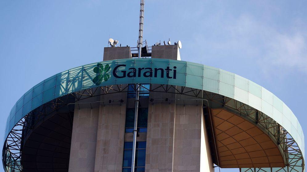 Foto: Sede de Garanti Bank, la filial turca de BBVA