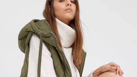 Nos encanta esta combinación de jersey y chaleco y la puedes conseguir en Stradivarius