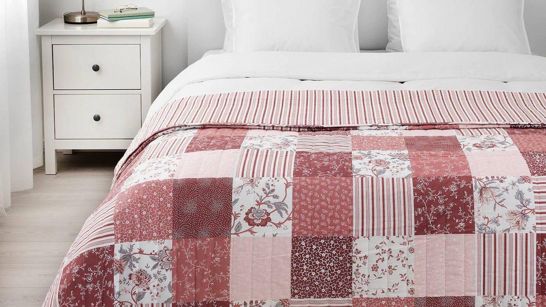 Prepara tu dormitorio para el otoño con estas colchas de Ikea. (Cortesía)