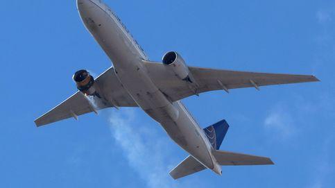 Boeing recomienda suspender los vuelos del modelo 777 tras el incidente del sábado