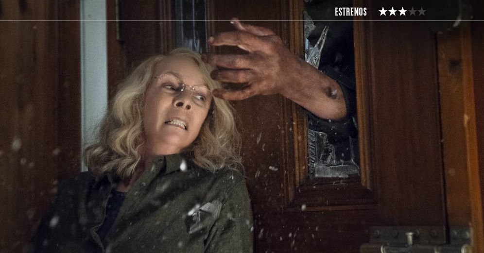 Foto: Jamie Lee Curtis vuelve a 'La noche de Halloween'. (Universal)