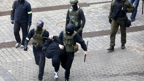 Más de 500 detenidos en Bielorrusia durante una nueva protesta contra Lukashenko
