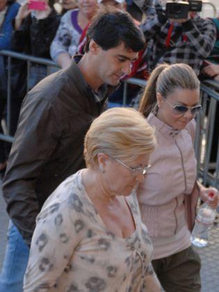 Foto: María José Campanario se queda sin coartada en la 'Operación Karlos'