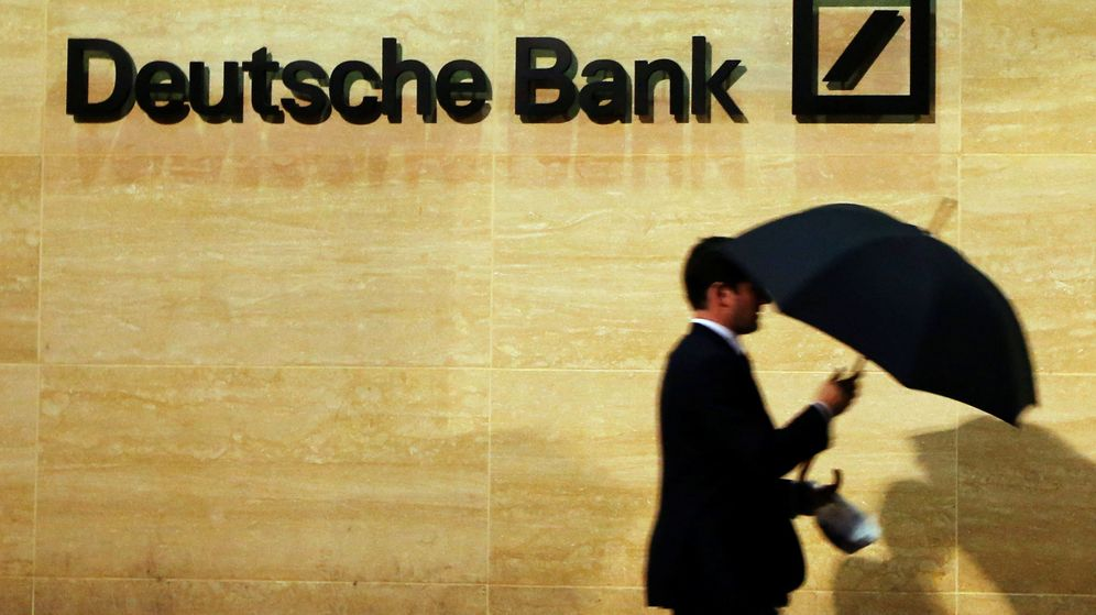Foto: Oficinas de Deutsche Bank (Reuters)