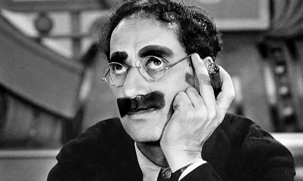 Foto: Groucho Marx