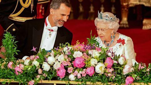 Tiaras, collares... Todos los secretos de las joyas reales de la cena en Buckingham