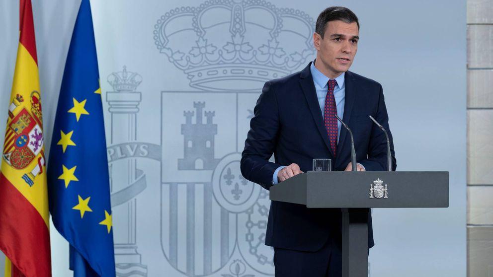 Sánchez aconseja suspender las clases en toda España y no descarta estado de alarma