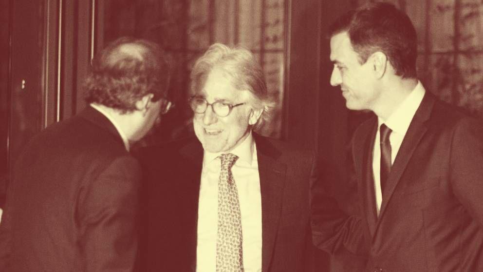 Sánchez pide al 'Ibex catalán' ayuda para sacar adelante los presupuestos