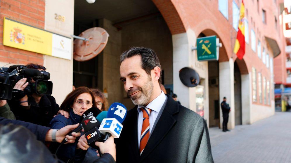 Foto: El secretario de Comunicación y de Medios de Comunicación de la Generalitat, Antoni Molons. (EFE)
