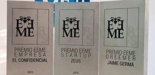 Post de El Confidencial, galardonado con el Premio EEME Empresa por su innovación