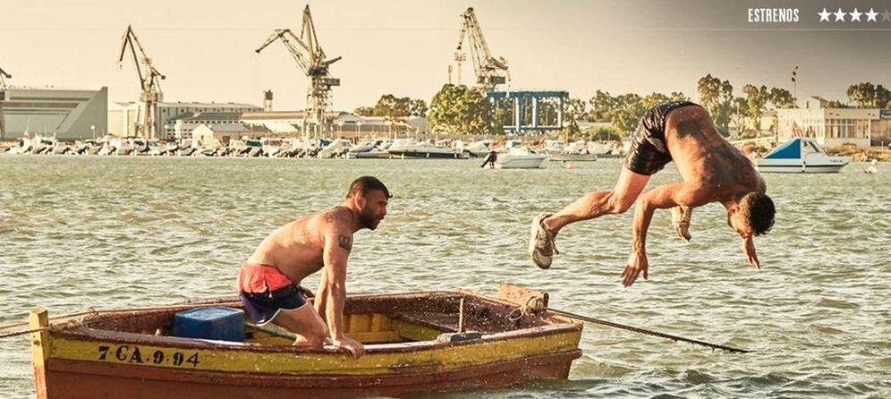 Foto: 'Entre dos aguas'.