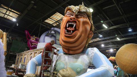 Trump, a punto para  el carnaval de Niza y quesos estrellas: el día en fotos