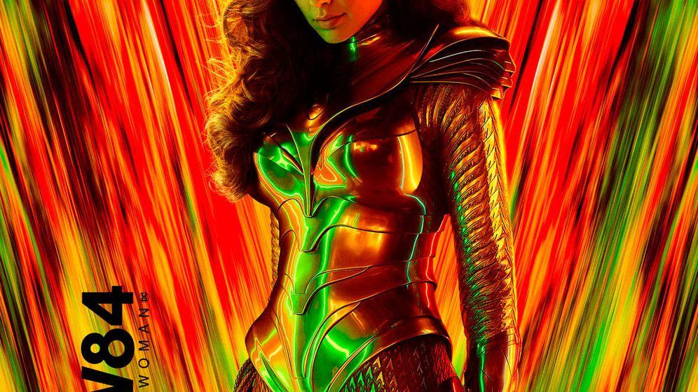 Foto: 'Wonder Woman 1984' es uno de los 'blockbusters' más ambiciosos de 2010. (Warner)