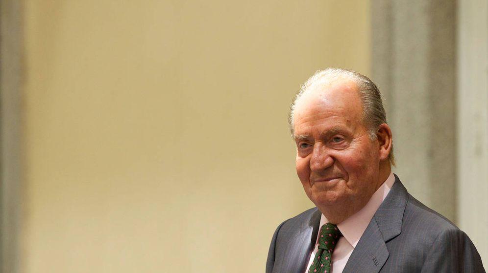Foto:  El rey Juan Carlos, en una imagen de archivo. (Limited Pictures)