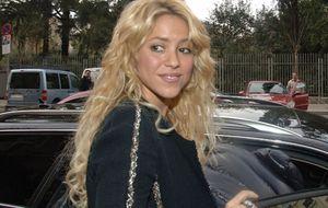 Foto: Shakira se pone guapa para Piqué