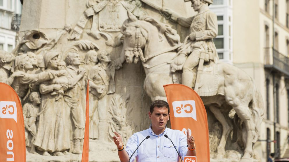 Rivera culpa a los personalismos pero no aclara si rompe con Rajoy
