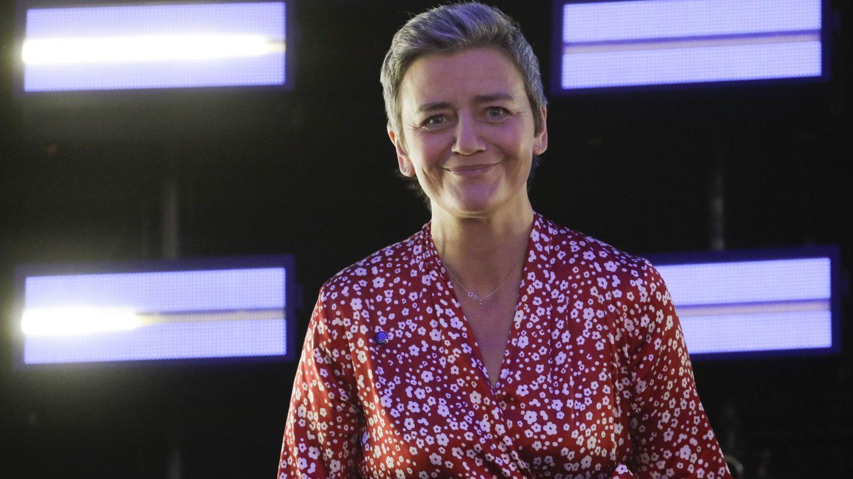 Margrethe Vestager, comisaria de Competencia. (EFE)