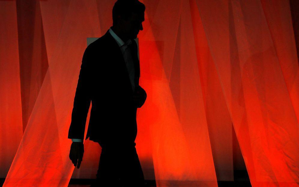 Foto: El presidente del Gobierno, Pedro Sánchez, durante la clausura del South Summit 2018. (EFE)