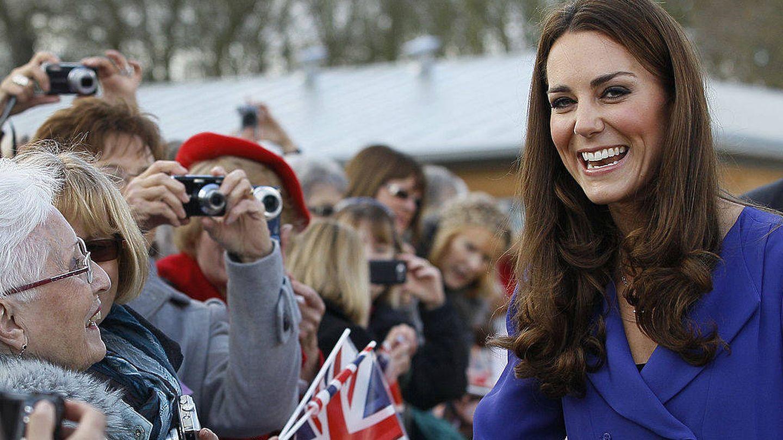 Kate Middleton en el año 2012. (Getty)
