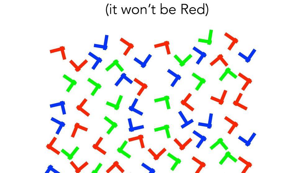Encuentra la T (no será roja), y conoce una de tus más ignoradas habilidades