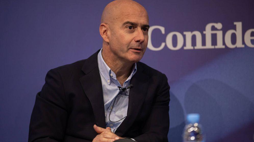 Foto: Jorge Pérez de Leza, CEO de Metrovacesa.