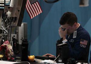 Wall Street se despeña sin frenos ante el temor a otra recesión en la economía