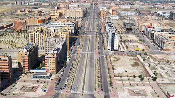 Foto: Las calles principales de los desarrollos del sureste tienen 100 metros de anchura (Foto: Grupo Ortiz)