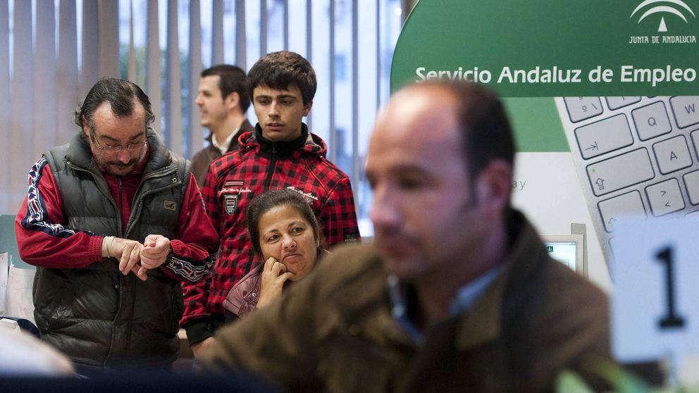 Andalucía y Extremadura, entre las campeonas de paro de Europa